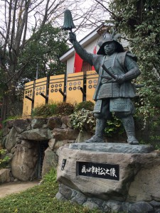 真田幸村公の像